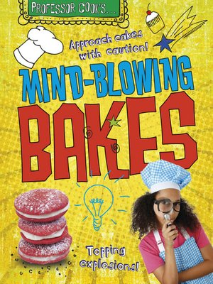 cover image of Mind-Blowing Bakes