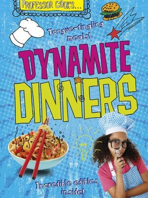 cover image of Dynamite Dinners