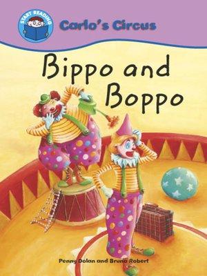 cover image of Bippo Boppo