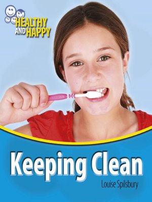 cover image of Keeping Clean
