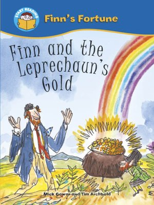 cover image of Finn and the Leprechaun's Gold