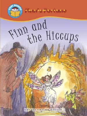 cover image of Finn and the Hiccups