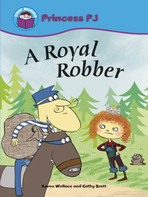 cover image of A Royal Robber