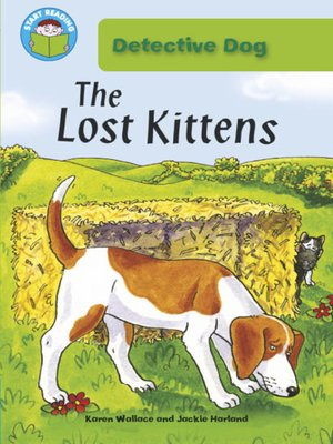 cover image of The Lost Kittens