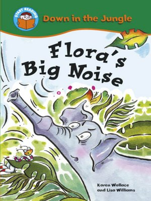 cover image of Flora's Big Noise