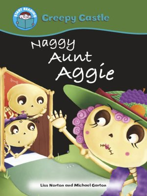 cover image of Naggy Aunt Aggie
