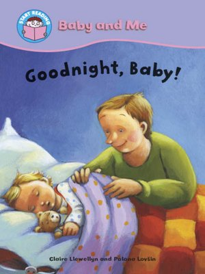 cover image of Goodnight, Baby!