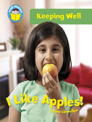 cover image of I Like Apples!