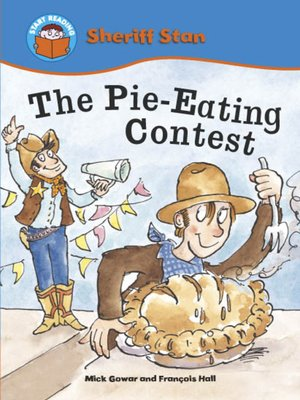 cover image of The Pie-eating Contest