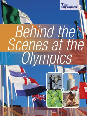 cover image of Behind the Scenes at the Olympics