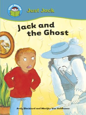 cover image of Jack and the Ghost