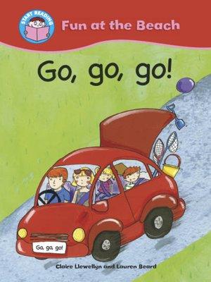 cover image of Go, go, go!
