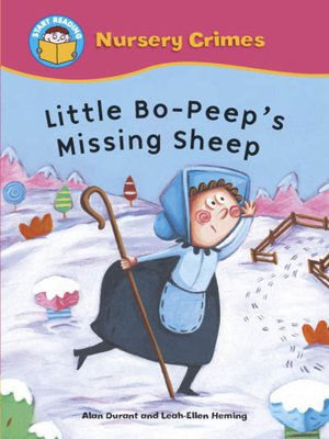 cover image of Little Bo Peep's Missing Sheep
