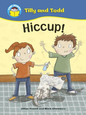 cover image of Hiccup!