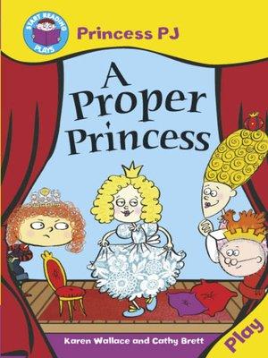 cover image of Princess PJ