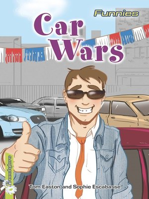 cover image of Freestylers Funnies: Car Wars