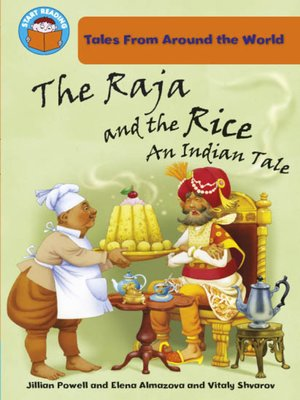cover image of The Raja and the Rice