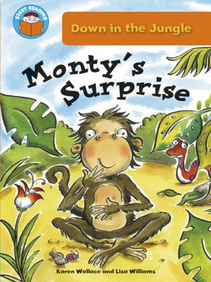 cover image of Monty's Surprise