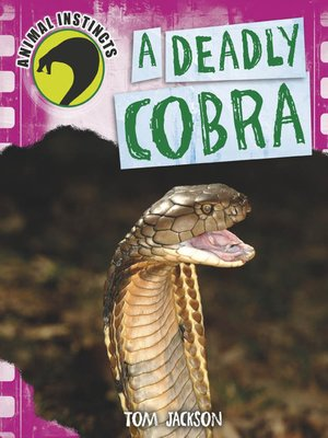 cover image of A Deadly Cobra