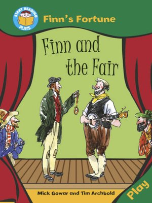 cover image of Finn's Fortune