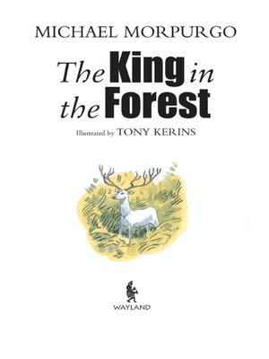 cover image of The King in the Forest