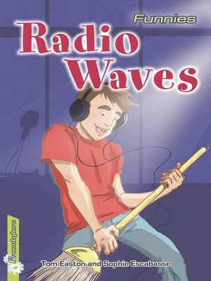 cover image of Freestylers Funnies: Radio Waves
