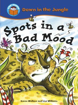 cover image of Spots in a Bad Mood