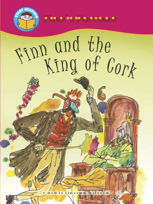 cover image of Finn and the King of Cork
