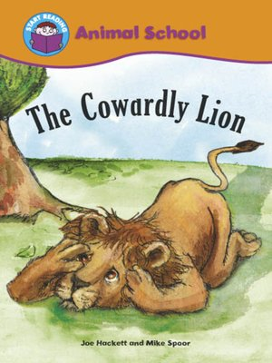 cover image of The Cowardly Lion
