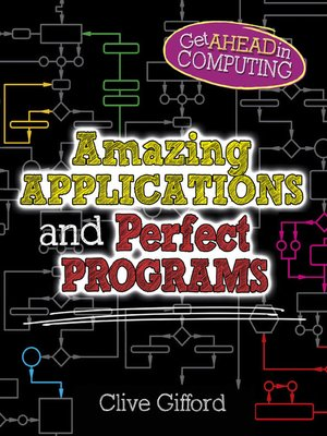 cover image of Amazing Applications & Perfect Programs