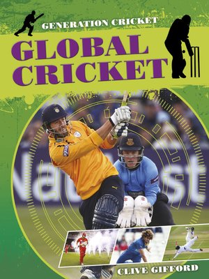 cover image of Global Cricket
