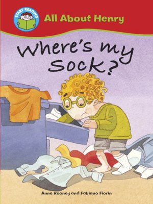 cover image of Where's my Sock?