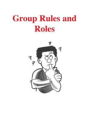 cover image of Group Rules and Roles