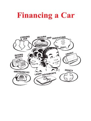 cover image of Financing a Car