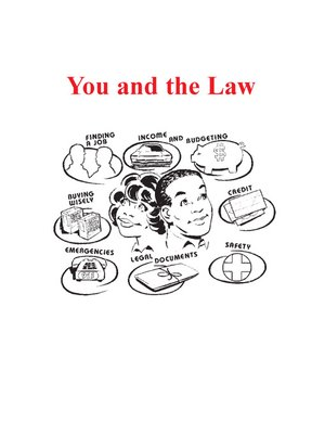 cover image of You and the Law