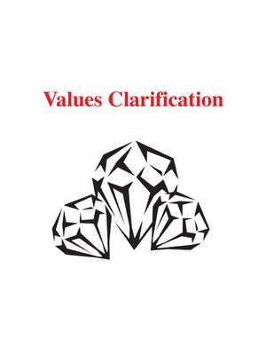 cover image of Values Clarification
