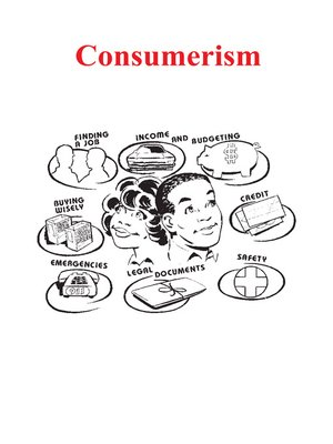 cover image of Consumerism