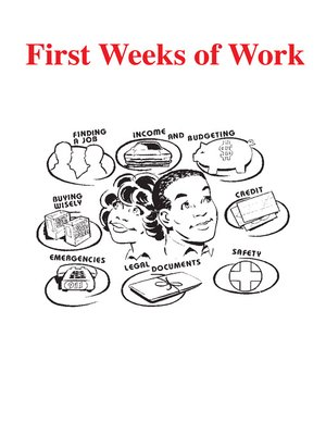 cover image of First Weeks of Work