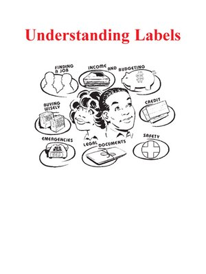 cover image of Understanding Labels