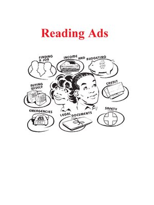 cover image of Reading Ads
