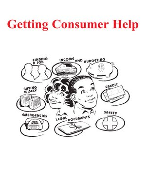 cover image of Getting Consumer Help