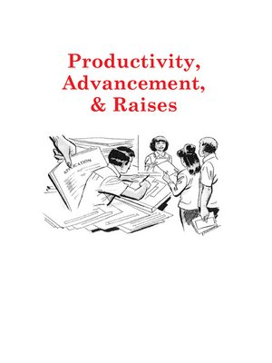 cover image of Productivity, Advancement, and Raises