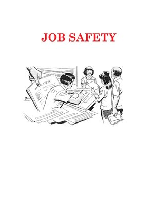 cover image of Job Safety