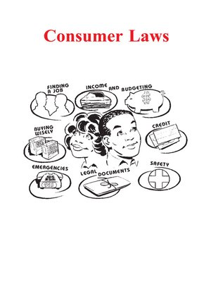 cover image of Consumer Laws