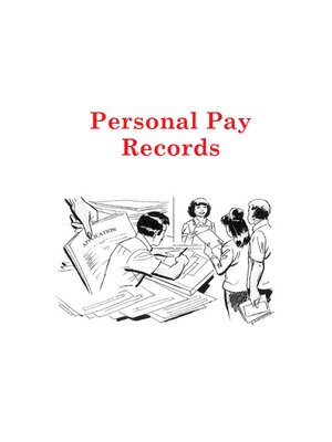 cover image of Personal Pay Records