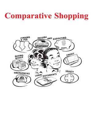 cover image of Comparative Shopping
