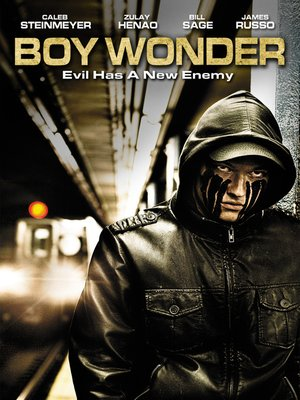 cover image of Boy Wonder