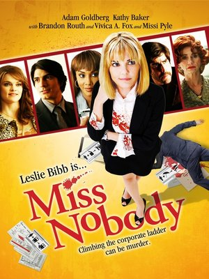cover image of Miss Nobody