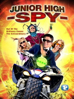 cover image of Junior High Spy