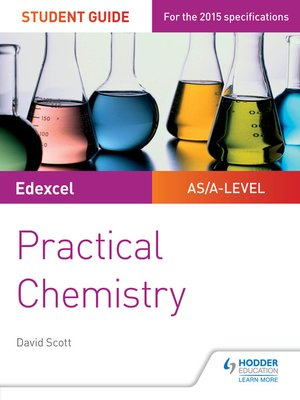 cover image of Edexcel A-level Chemistry Student Guide: Practical Chemistry